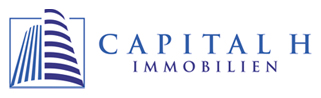 Logo Capital H Immobilien - Referenz der Bauträgersoftware Team3+